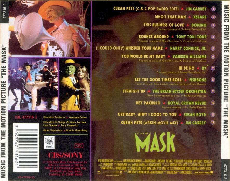 Maska / The Mask (1994)